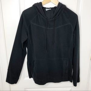 Columbia Women's Black Fleece Hoodie Size Large